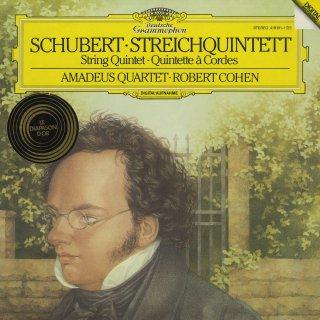 シューベルト:弦楽五重奏Op.post.163