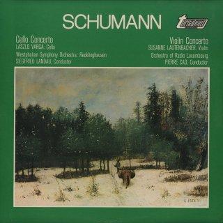 シューマン:ヴァイオリン協奏曲,チェロ協奏曲Op.129