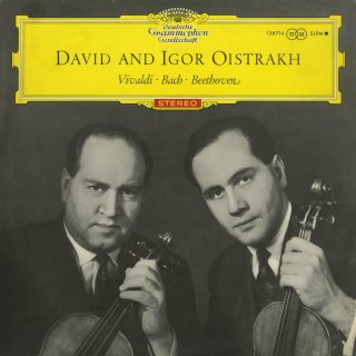 バッハ:2つのヴァイオリンのための協奏曲BWV.1043,ベートーヴェン:ロマンス1番Op.40・2番Op.50,ヴィヴァルディ:合奏協奏曲Op.3−8
