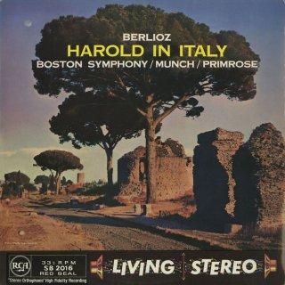 ベルリオーズ:イタリアのハロルドOp.16