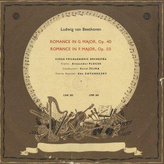 ベートーヴェン:ロマンスOp.40,50,フレスコバルディ,ブラームス,バルトーク