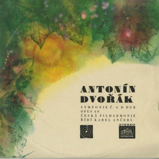 ドヴォルザーク:交響曲6番Op.60