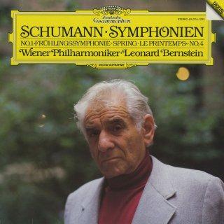 シューマン:交響曲1〜4番,チェロ協奏曲Op.129,ピアノ協奏曲Op.54