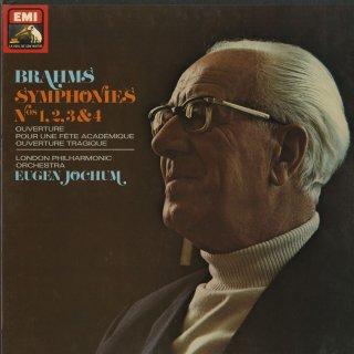 ブラームス:交響曲(全4曲),悲劇的序曲Op.81,大学祝典序曲Op.80