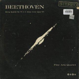 ベートーヴェン:弦楽四重奏曲14番Op.131