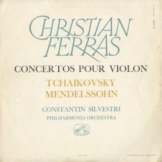 ヴァイオリン協奏曲集/チャイコフスキー:Op.35,メンデルスゾーン:Op.64
