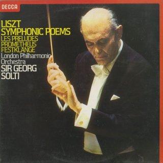 リスト:交響詩「プロメテウス」,交響詩「前奏曲」,交響詩「祝典の響き」