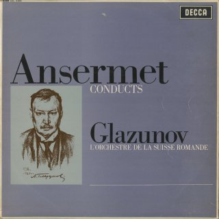 グラズノフ:四季,演奏会用ワルツ1,2番