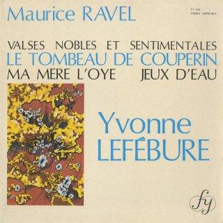 ラヴェル:クープランの墓,水の戯れ,マ・メール・ロワ,高雅で感傷的なワルツ