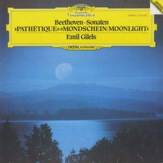 ベートーヴェン:ピアノ・ソナタ14番「月光」,13番Op.27−1,8番「悲愴」