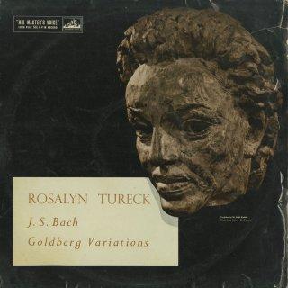 バッハ:ゴルトベルク変奏曲BWV.988