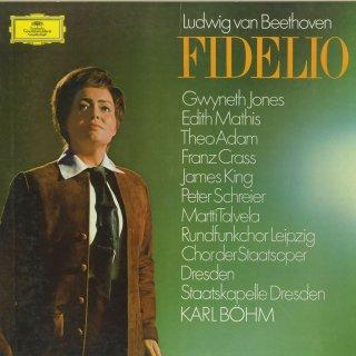 ベートーヴェン:フィデリオ(全曲)