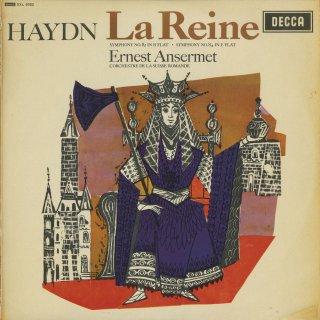 ハイドン:交響曲85番「王妃」,84番