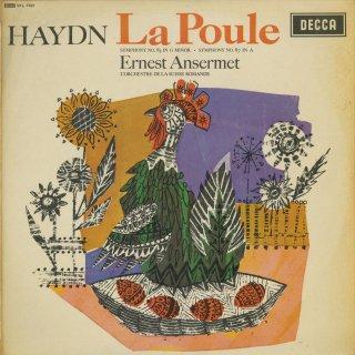 ハイドン:交響曲83番「雌鳥」,87番