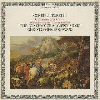 クリスマス曲集(全7曲)/コレッリ:合奏協奏曲Op.6−8,ヴェルナー:パストレッラ・デ・ノエル,ゴセック:クリスマス組曲,トレッリ:合奏協奏曲Op.8−6,他