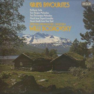グリーグ:組曲「ホルベアの時代より」,2つの悲しい旋律,2つのノルウェーの旋律,他
