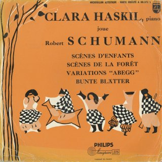 シューマン:子供の情景Op.15,森の情景Op.82,アベッグ変奏曲Op.1,色とりどりの小品Op.99−1〜8