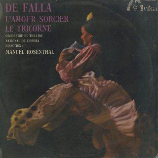 ファリャ:はかなき人生,三角帽子より3つのダンス