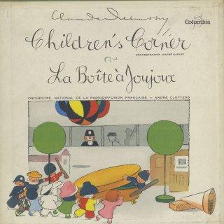 ドビュッシー:子供の領分(カプレ編),バレエ音楽「おもちゃ箱」