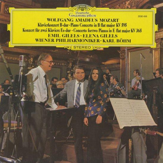 モーツァルト:2台のピアノのた...