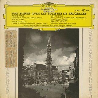 ヴィヴァルディ:三重協奏曲,シンフォニア,ルクレール:オーボエ協奏曲,マルチェッロ:序奏・アリアとプレスト