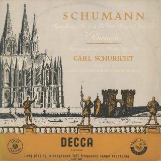 シューマン:交響曲3番Op.97「ライン」,序曲・スケルツォと終曲Op.52