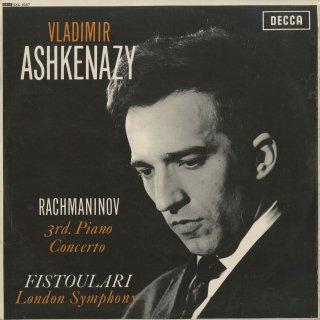 ラフマニノフ:ピアノ協奏曲3番Op.30
