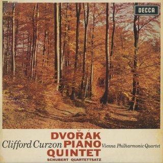 ドヴォルザーク:ピアノ五重奏曲Op.81,シューベルト:弦楽四重奏曲12番「四重奏断章」