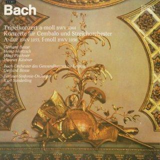 バッハ:合奏協奏曲BWV.1044,Cemb協奏曲BWV.1055,1056