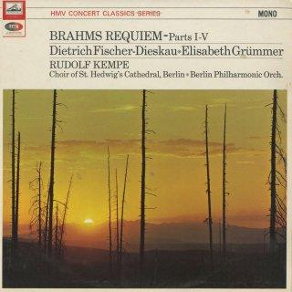 ブラームス:ドイツレクイエム,ブルックナー:テ・デウム
