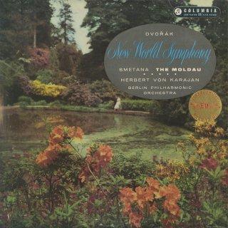 ドヴォルザーク:交響曲9番Op.95「新世界」,スメタナ:モルダウ
