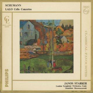 シューマン:チェロ協奏曲Op.129,ラロ:チェロ協奏曲