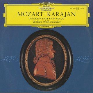 モーツァルト:ディヴェルティメント11番K.251,10番K.247