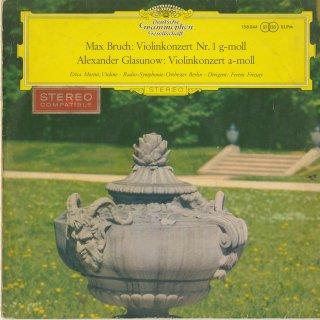 ヴァイオリン協奏曲集/ブルッフ:1番Op.26,グラズノフ:Op.82
