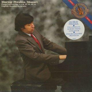 モーツァルト:ピアノ協奏曲1〜4番/K.37,39〜41