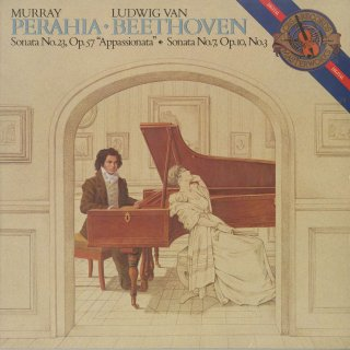 ベートーヴェン:ピアノ・ソナタ23番Op.57「熱情」,7番Op.10−3