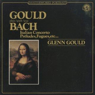 バッハ:イタリア協奏曲,ガヴォット(イギリス組曲3番),ガヴォット・ブーレ・ジーグ(フランス組曲5番),ブーレ・ジーグ(イギリス組曲2番),小プレリュードBWV.934,他