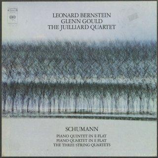 シューマン:3つの弦楽四重奏曲Op.41,ピアノ四重奏曲Op.47,ピアノ五重奏曲Op.44