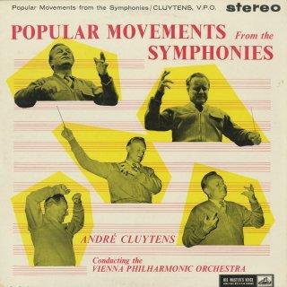 交響曲選集(全8楽章)/ベートーヴェン:交響曲5番〜1楽章,8番〜2楽章,モーツァルト:交響曲40番〜2楽章,チャイコフスキー:交響曲4番〜3楽章,ドヴォルザーク:交響曲5番〜2楽章,他
