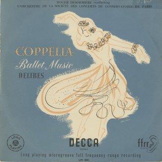 ドリーブ:バレエ組曲:コッペリア〜5曲