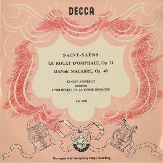 サン・サーンス:死の舞踏Op.40,オンファールの糸車Op.31