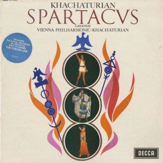 ハチャトゥリャン:バレエ組曲「スパルタクス」,「ガイーヌ」