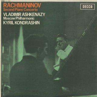 ラフマニノフ:ピアノ協奏曲2番Op.18,絵画的練習曲集〜1,2,5番