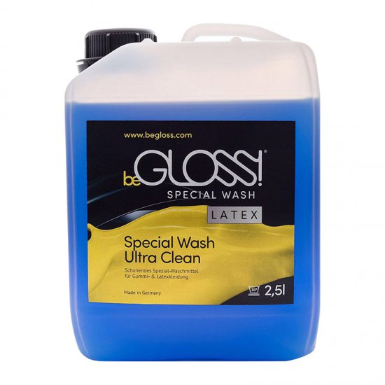 beGloss Special Wash Latex 2500ml