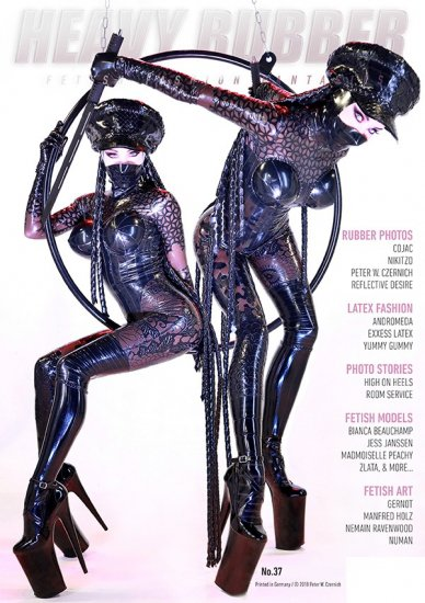 Heavy Rubber Magazine 37