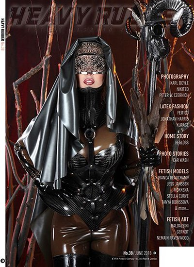 Heavy Rubber Magazine 38