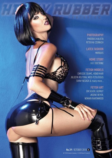 Heavy Rubber Magazine 39