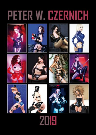 Fetish Calendar 2019 by Peter W. Czernich