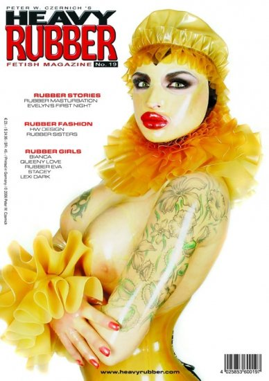 Heavy Rubber Magazine No.19