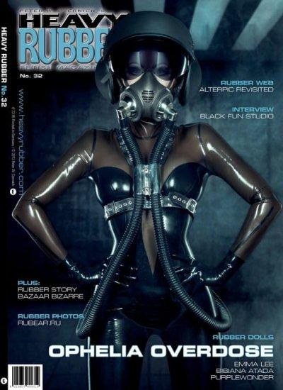 Heavy Rubber Magazine No.32